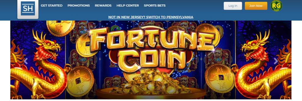 Sugarhouse oniline casino
