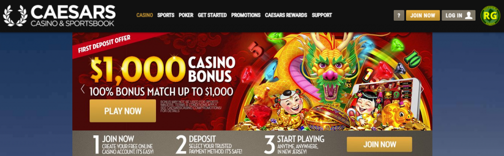 Caesars Casino Online