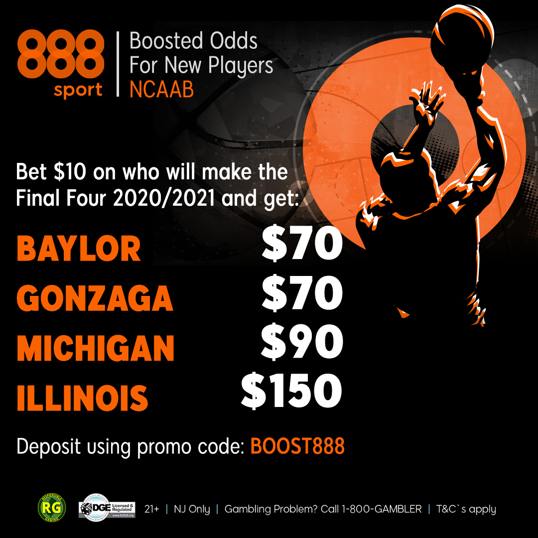 NCAA 888 sport