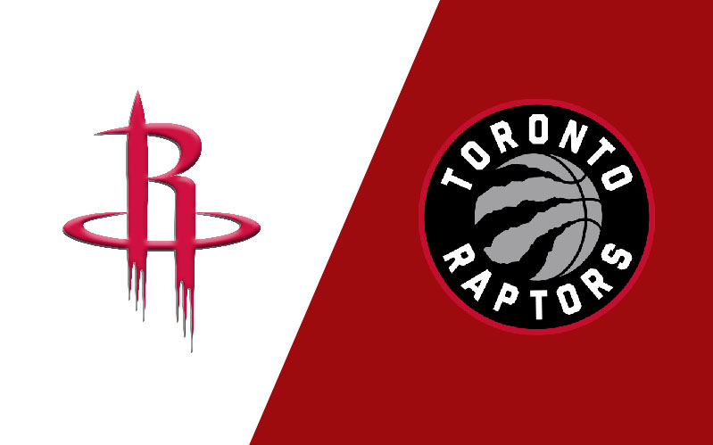Houston Rockets – Toronto Raptors