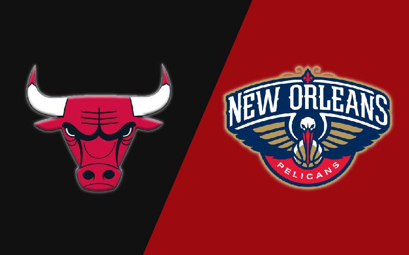 new orleans pelicans vs chicago bulls