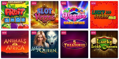 Borgata Online Slots